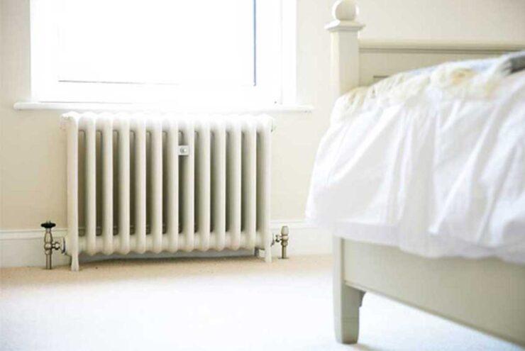 idealni teplota na spani obrázek