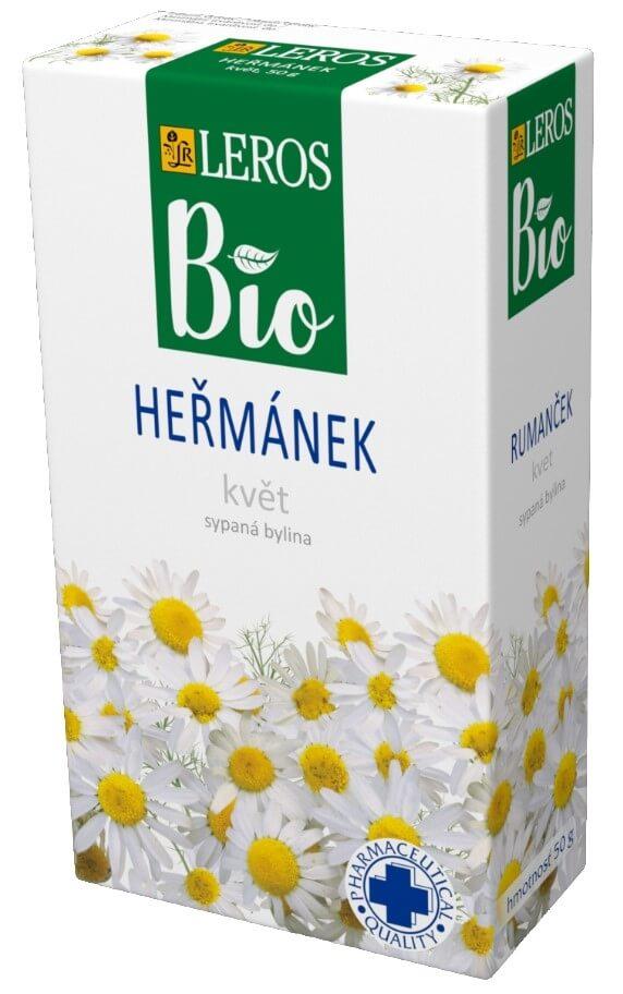 Heřmánek - spánek, přírodní léky na spaní