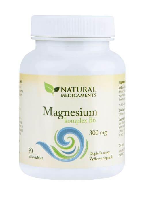 hořčík - magnesium - doplněk stravy