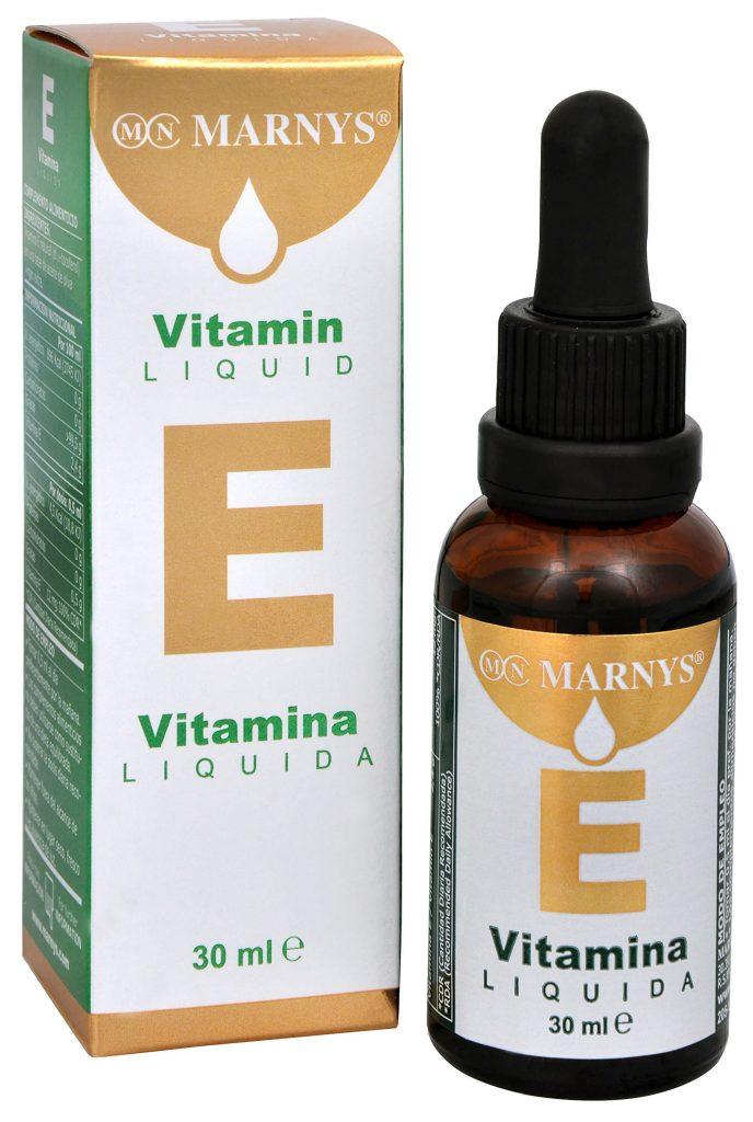 vitamín E - spánek