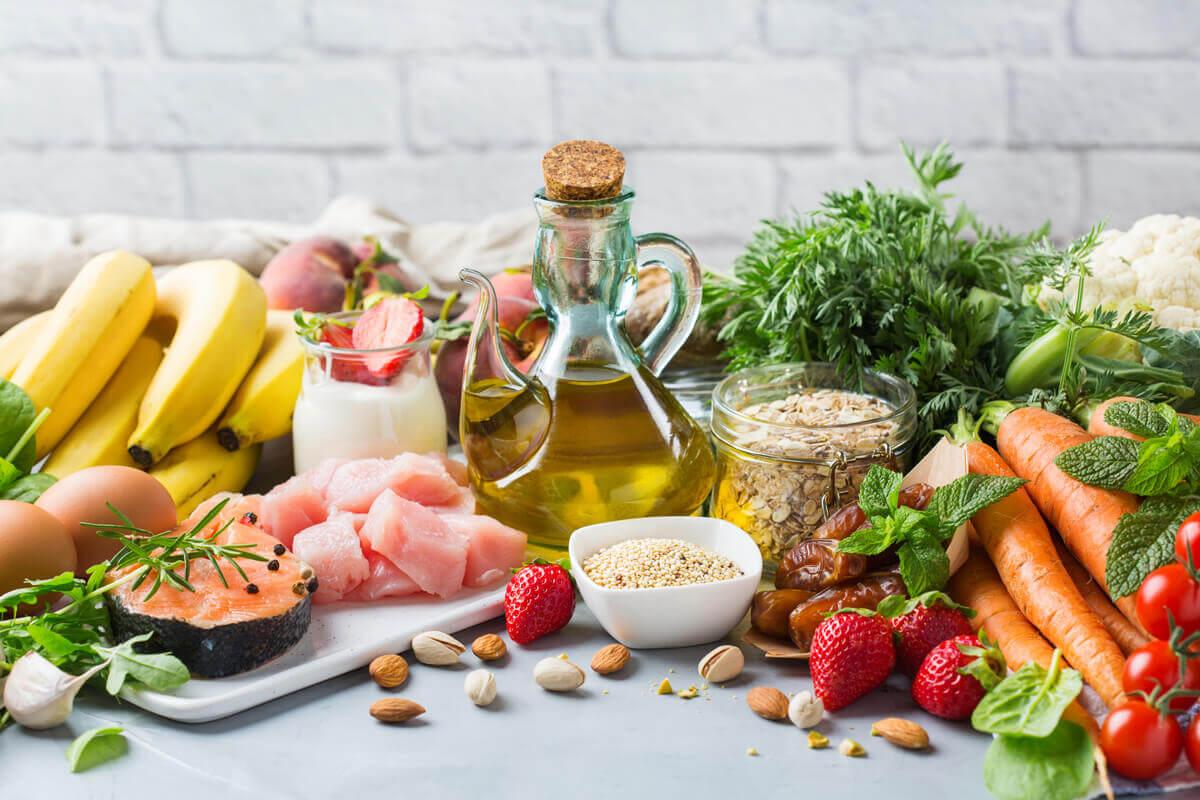 Spánek a strava – středomořská styl stravování
